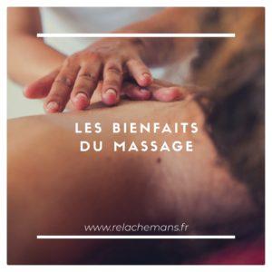 massage et réflexologie plantaire Sarthe