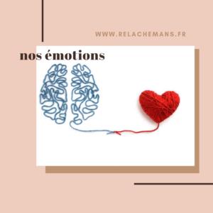 émotion et mal de dos