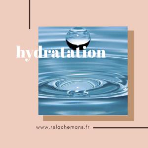 hydratation