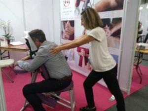 Massage au bureau